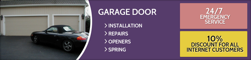 Melrose Park, IL- Garge Door Repair Services